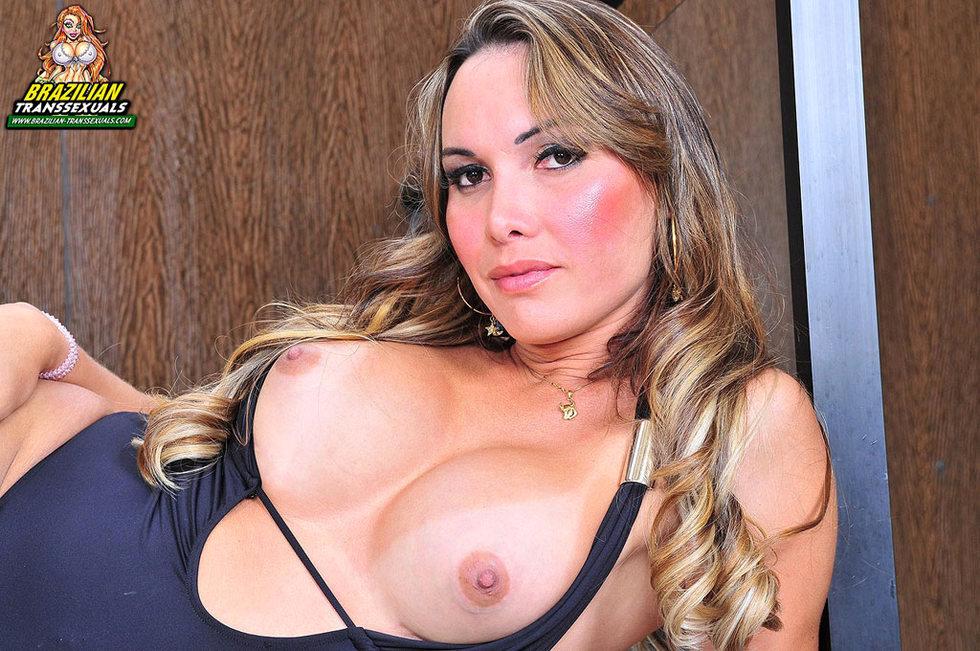 Brazilian T-Girl Jessica Perez