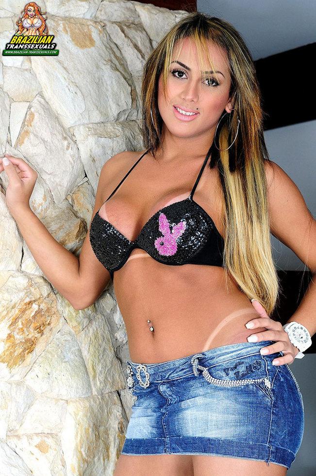 Brazilian T-Girl Juliana Souza