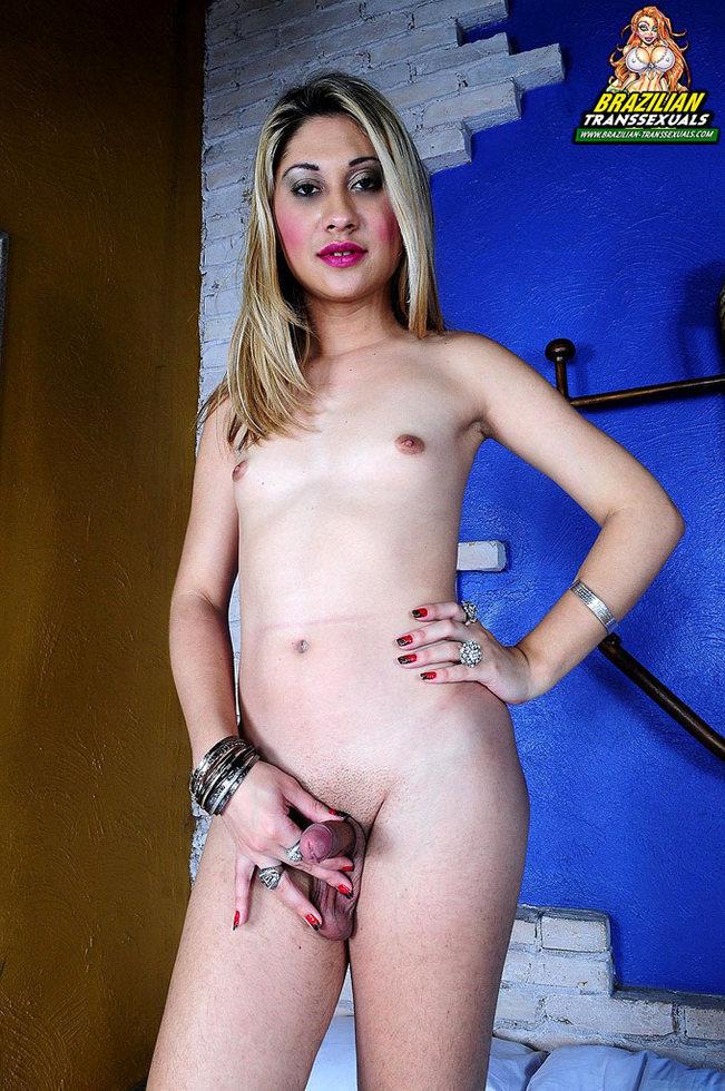 Brazilian T-Girl Leticia Castro