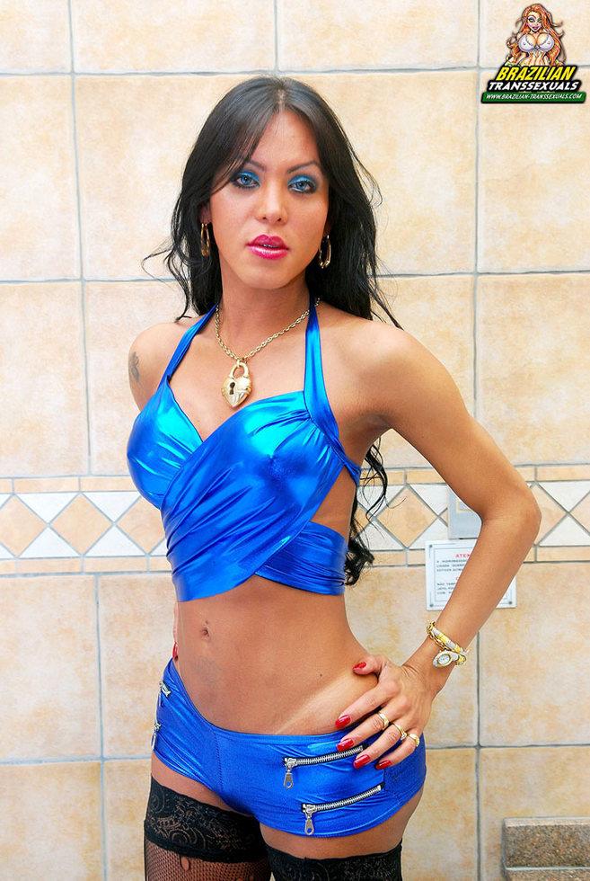 Brazilian T-Girl Luciana Foxx