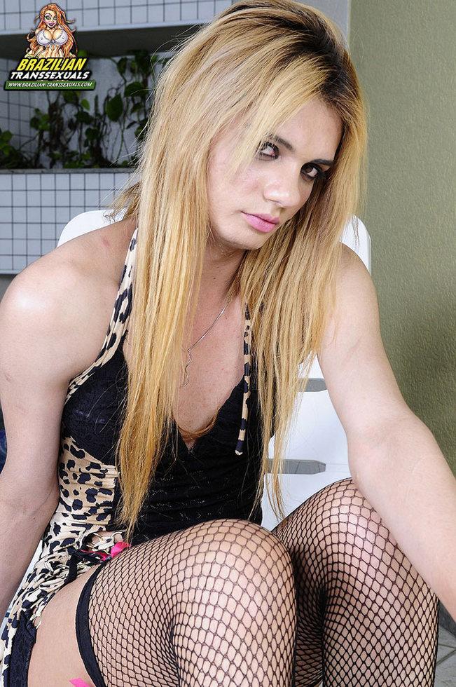 Brazilian T-Girl Sabrina Campos