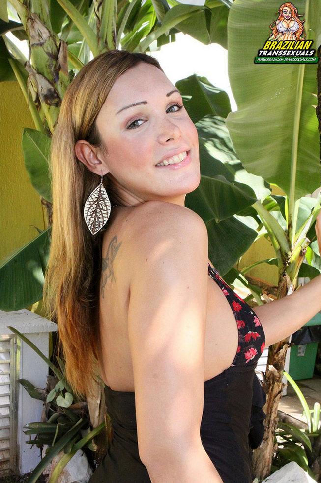 Brazilian Tgirl Alexia Freire - Alexia Freire