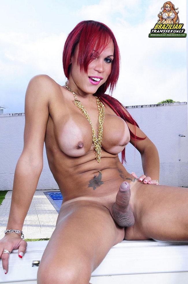 Brazilian Tgirl Erika Schnider