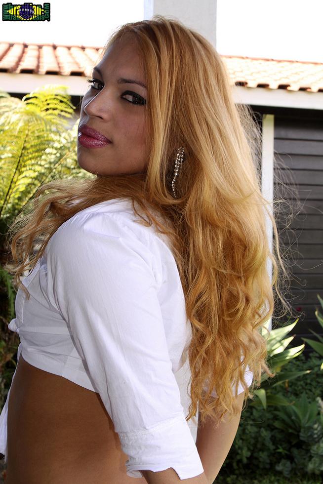Brazilian Tgirl Jaqueline Sobral