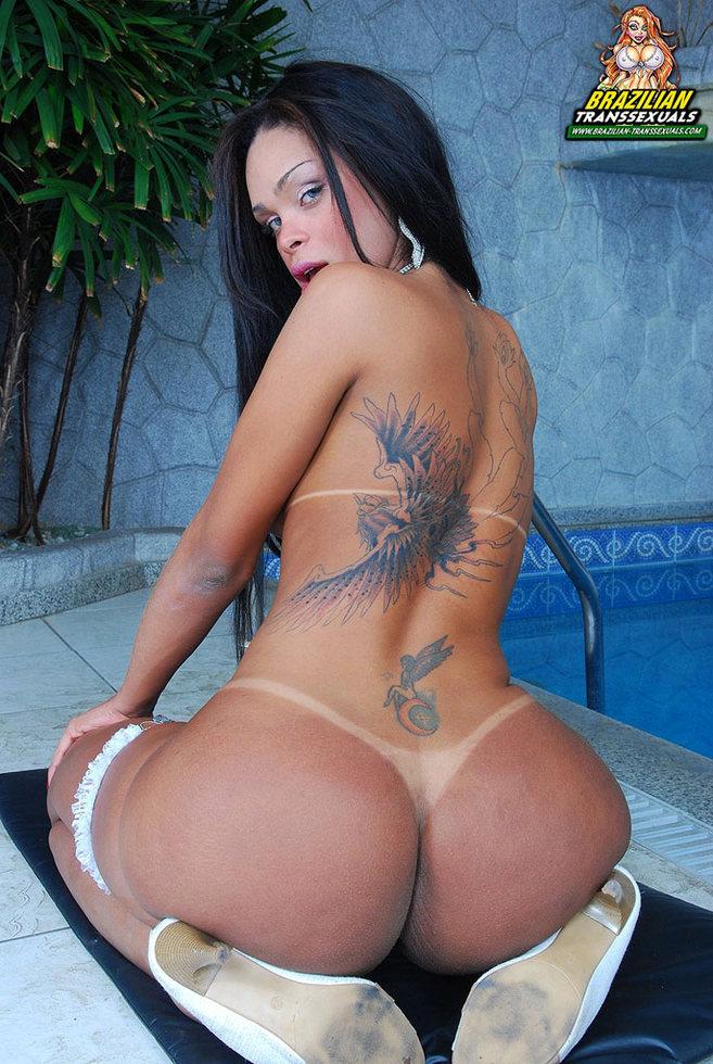 Brazilian Tgirl Juliana Vidal - Juliana Vidal Lace