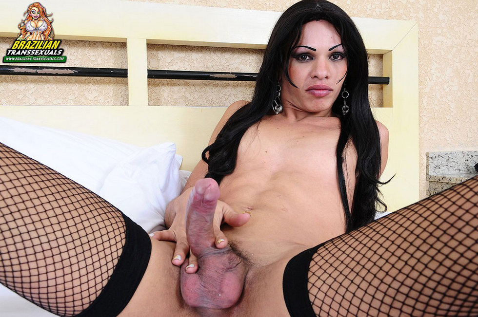 Brazilian Tgirl Lohany Mickelly