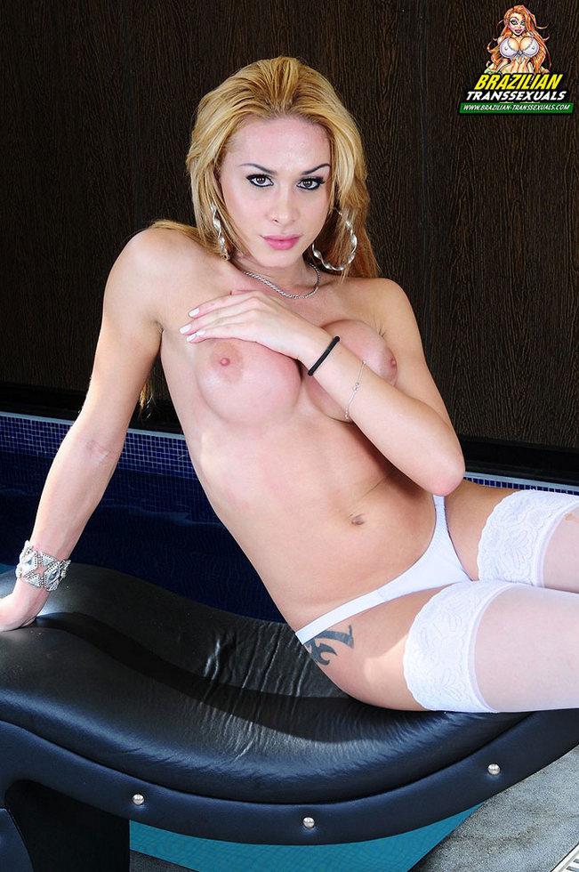 Brazilian Tgirl Nicolly Spyler