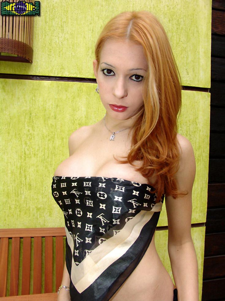 Brazilian Tgirl Rayssa