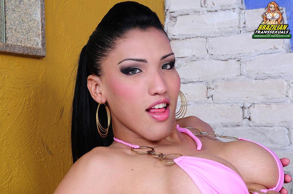 Brazilian Tgirl Tamarah Camargo