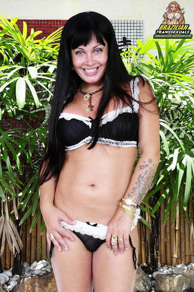 Brazilian Transexual Dayane Kalegari
