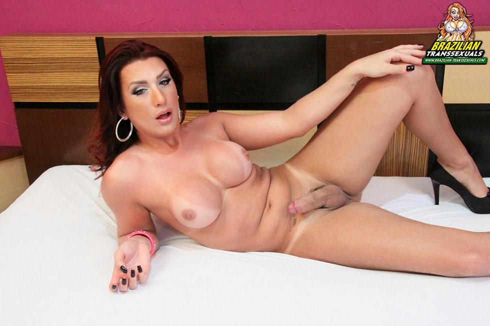 Brazilian Transexual Joy Spears - Joy Spears