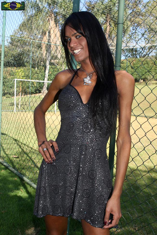 Brazilian Transexual Kawanna