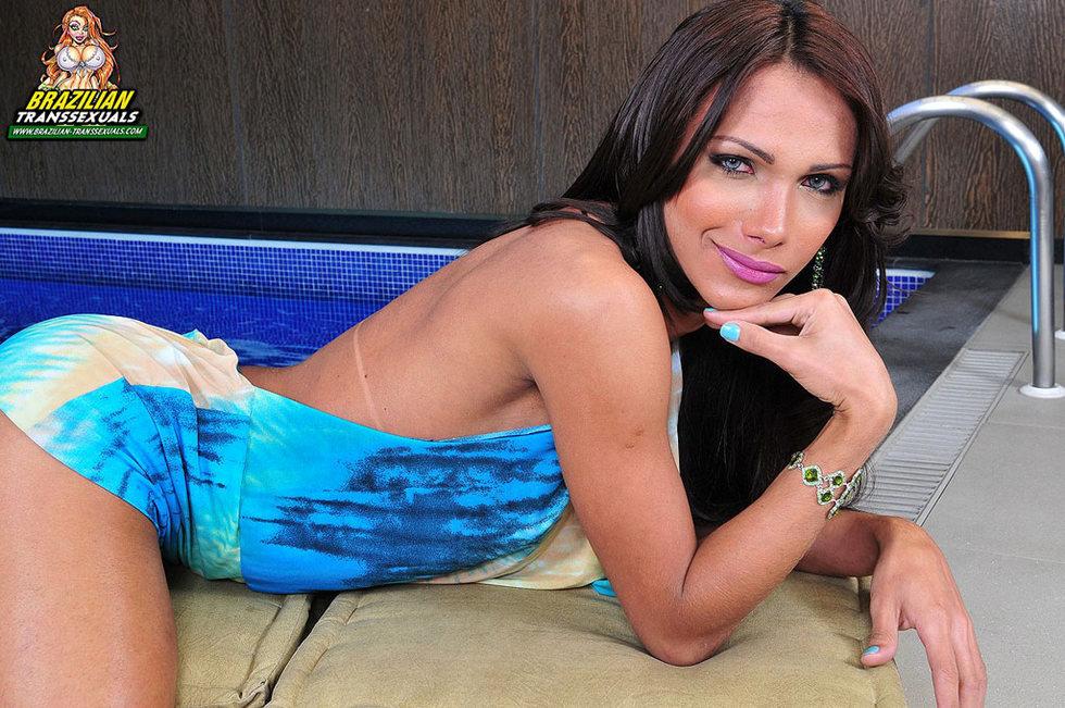 Brazilian Transexual Leticia Freitas