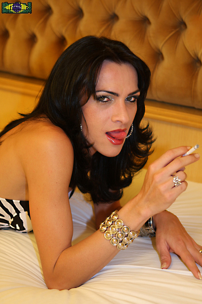 Brazilian Transexual Marcia Kelly