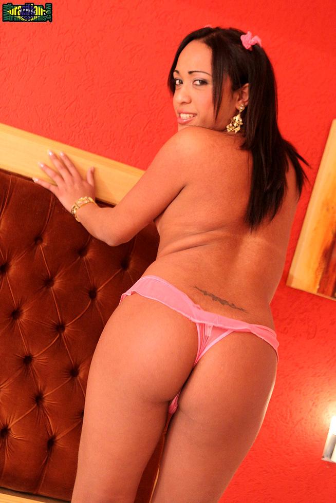 Brazilian Transexual Sabrina Beaulty