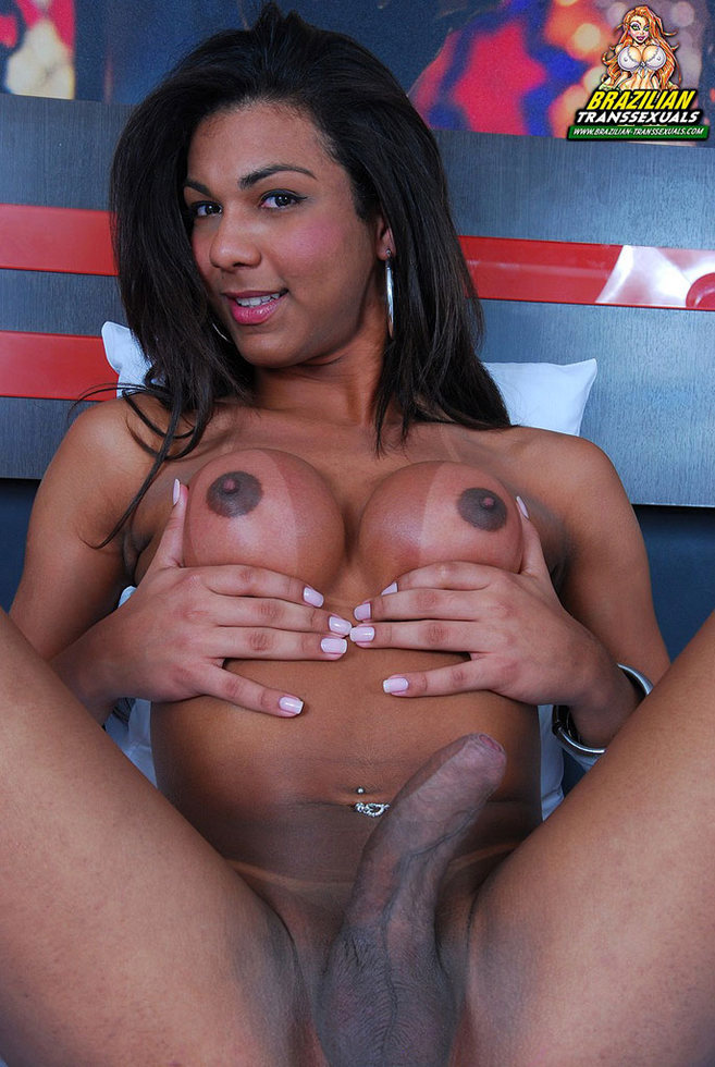 Brazilian Transexual Yasmin Andrade