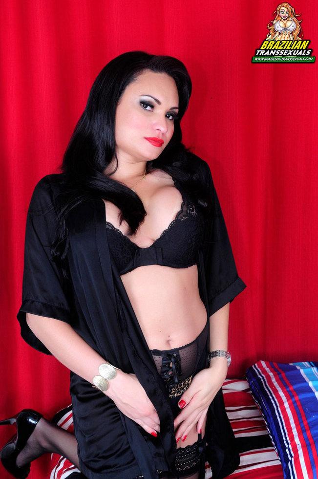 Brazilian Transexuals Laura Andrade & Sheyla Wandergirlt