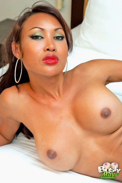 Busty Transexual May - Provocative Spunk Rjvbw
