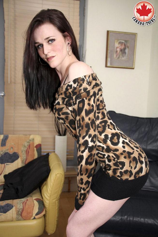 Canadian Femboy Anastasia - Anastasia Leopard