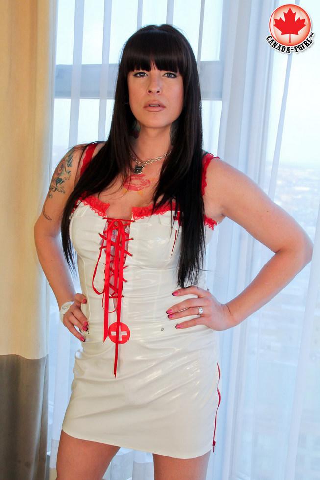 Canadian Tgirl Allison