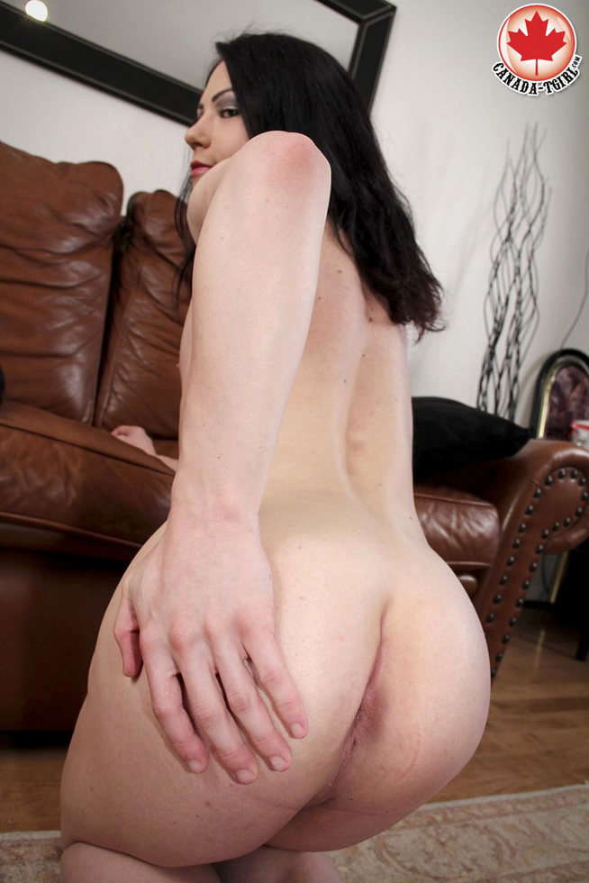 Canadian Tgirl Blair