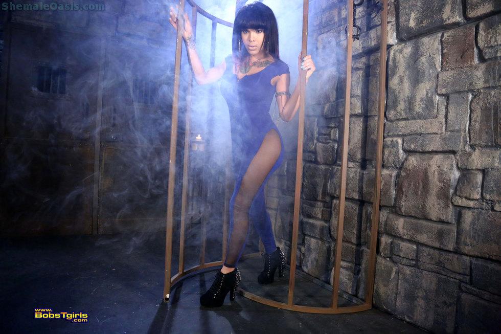 Femboy Adriana Lynn Rush - Adriana Lynn Rush Dungeon
