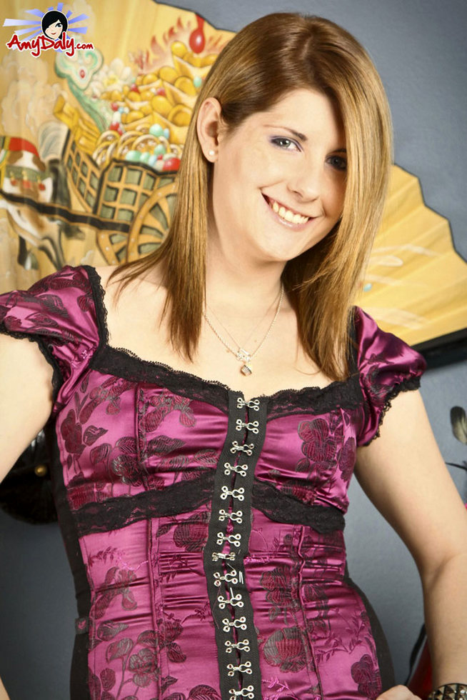 Femboy Amy Daly - Lace