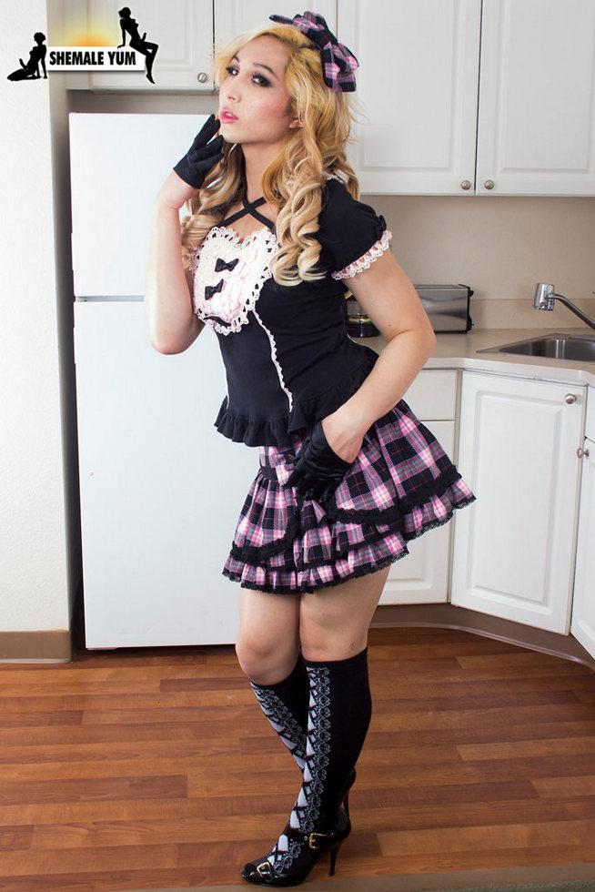 Femboy Lexi Barbie