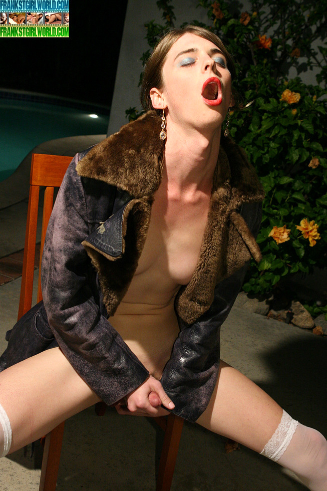 Femboy Mandy Mitchel - Mandy Mitchel Jerksoff