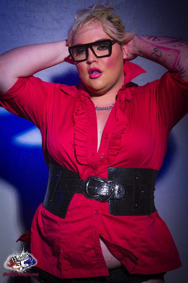 Femboy Michelle Austin. Tease From 80s