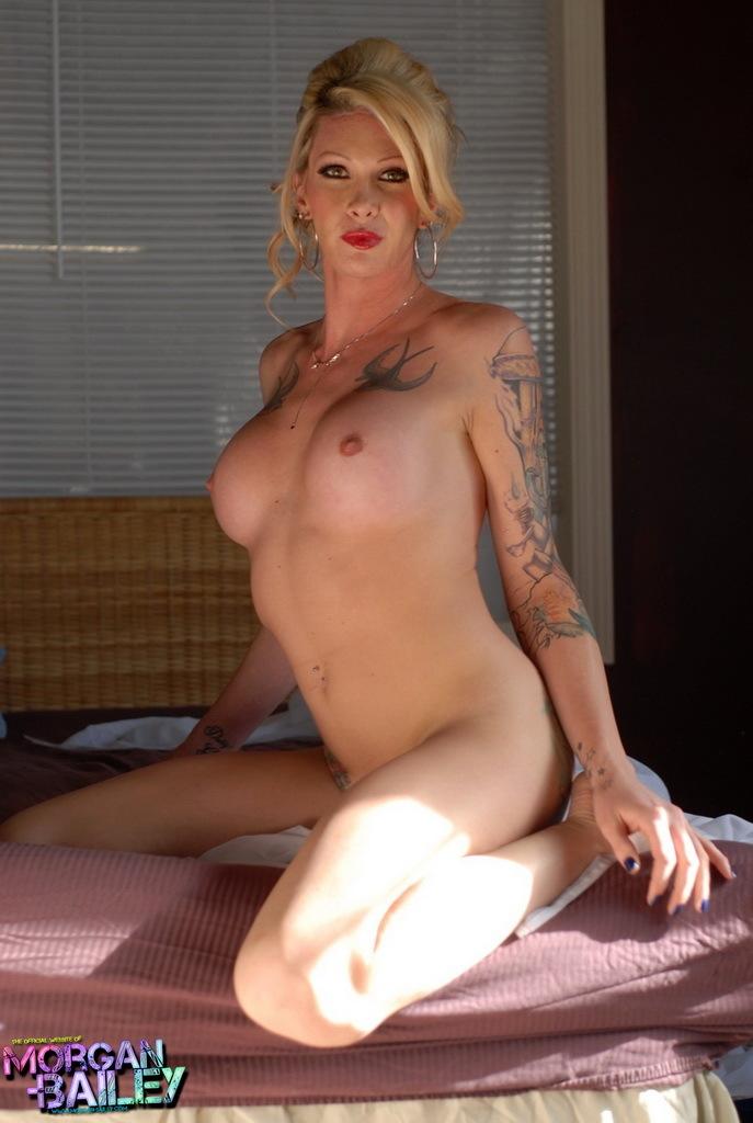 Femboy Morgan Bailey - In My Bedroom