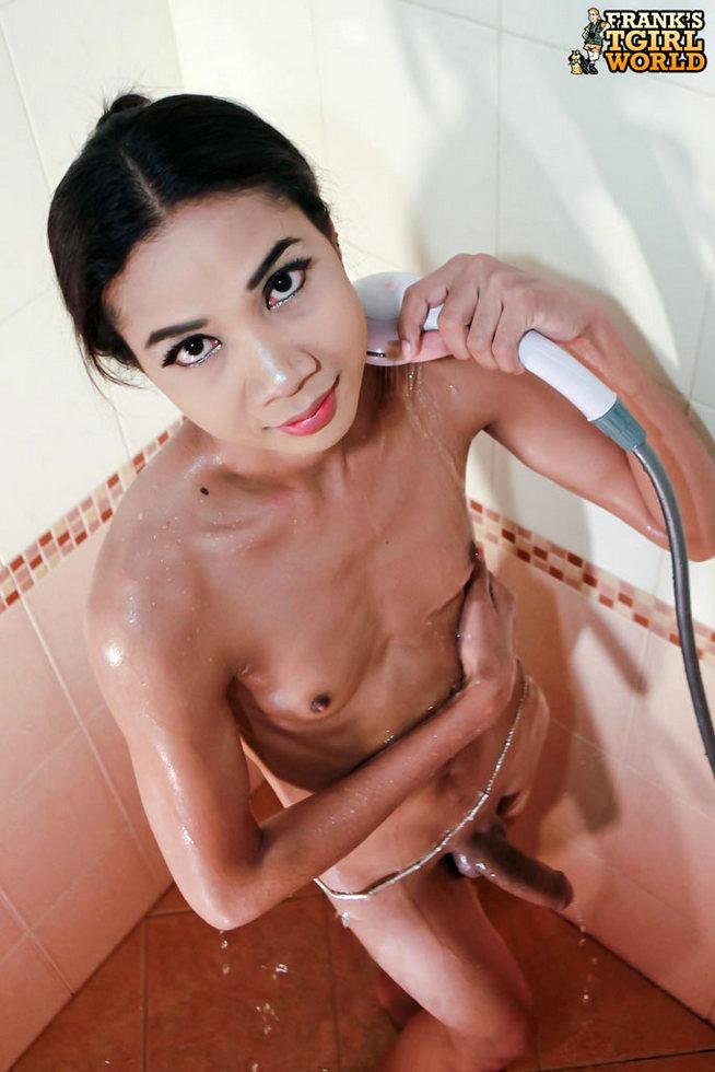 Hung Bangkok Transexual Sa