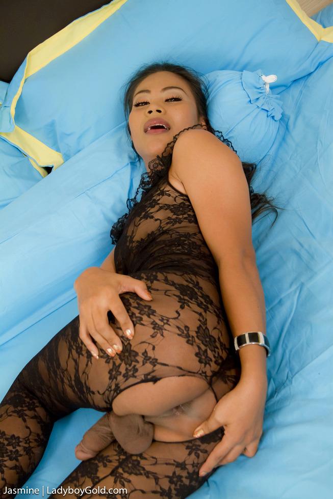 Hung Femboy Jasmine