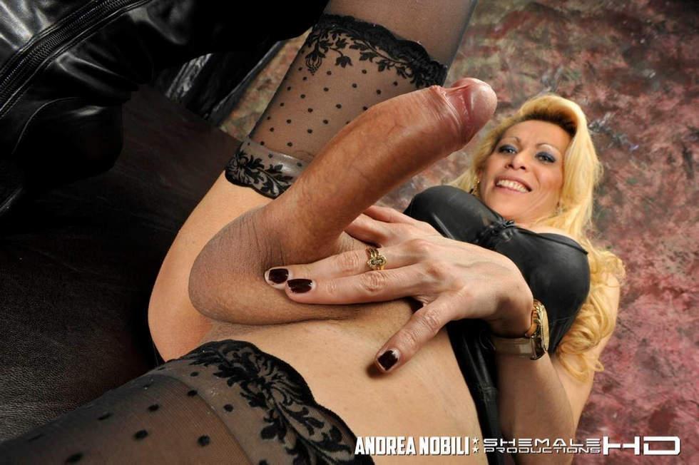 Italian Femboy - Blonde Tfg
