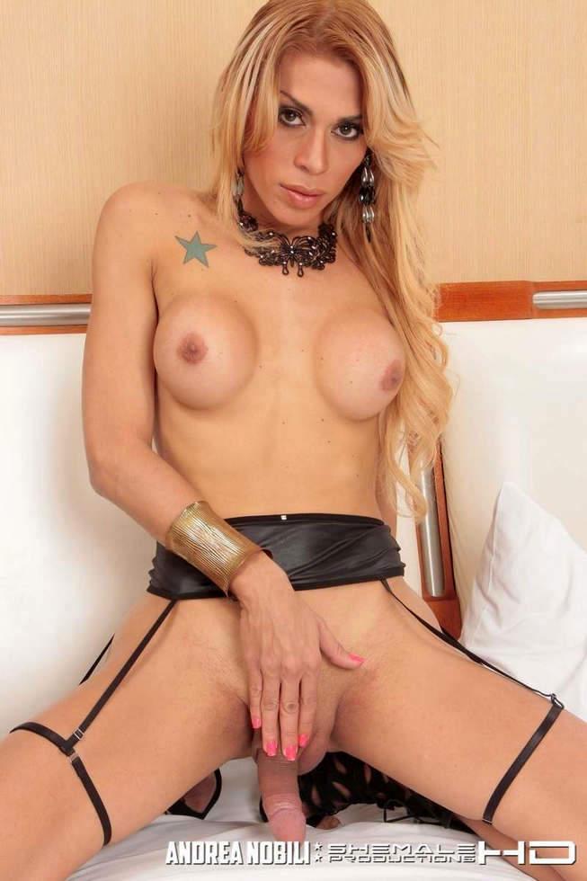 Italian T-Girl Sabrina