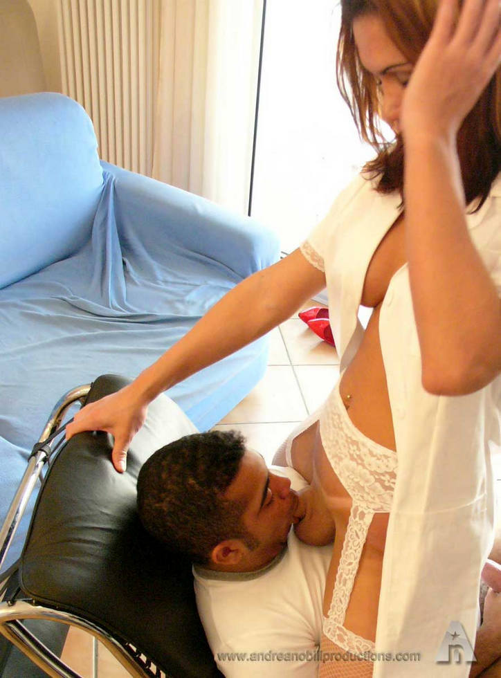 Italian Tgirl Nurse