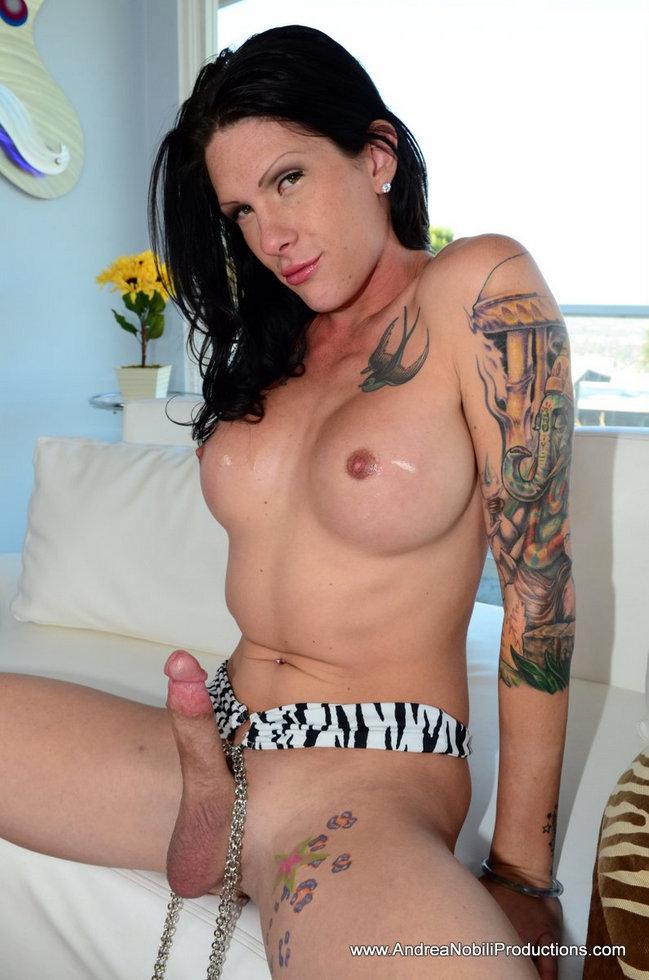 Italian Transexual - Tattooes Tfg
