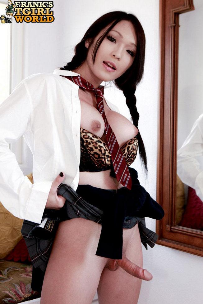 Japan Tgirl Schoolgirl Minami