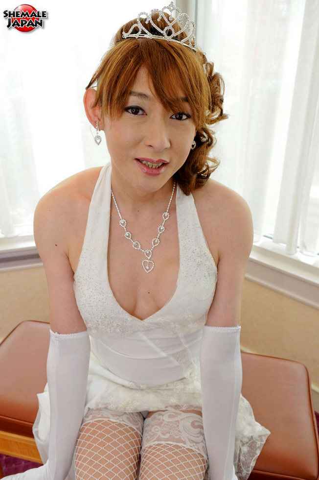 Japanese Femboy Aiko - Aiko The Princess