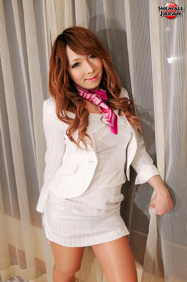 Japanese Femboy Fuuka - Fuuka Pantyhose Prostitute