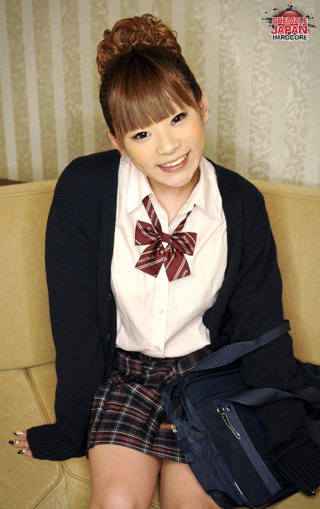 Japanese Femboy Sayaka Ayasaki