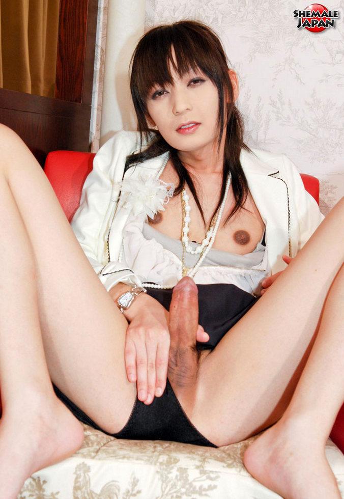 Japanese Ladyboy Aina