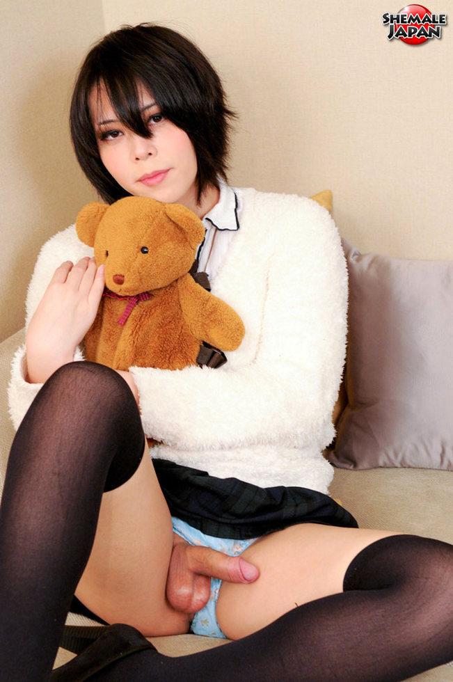 Japanese Ladyboy Makina Hoshinome
