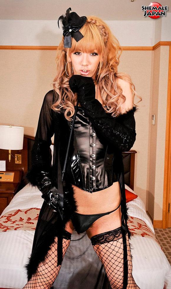 Japanese Ladyboy Noa Iijima - Noa The Escort Mistress