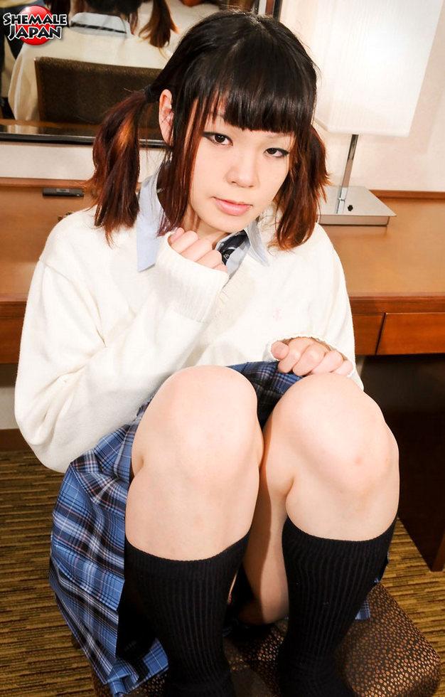 Japanese Ladyboy Shion