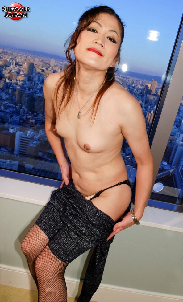 Japanese Ladyboy Yuki