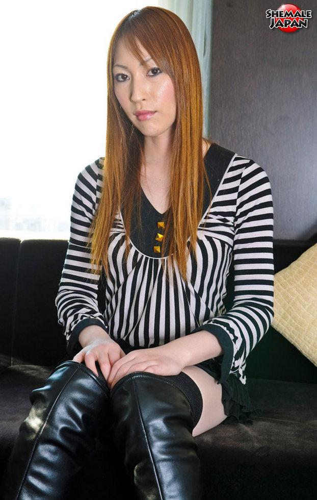 Japanese T-Girl Haruka