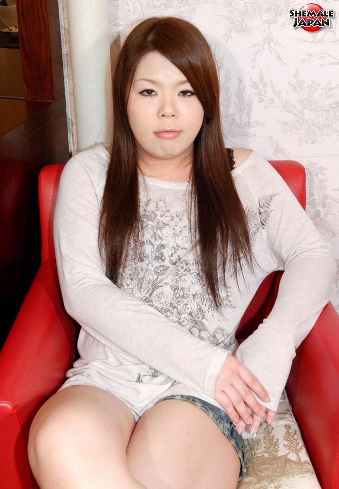 Japanese T-Girl Yumika