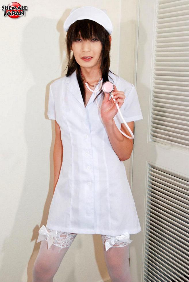 Japanese Tgirl Aine