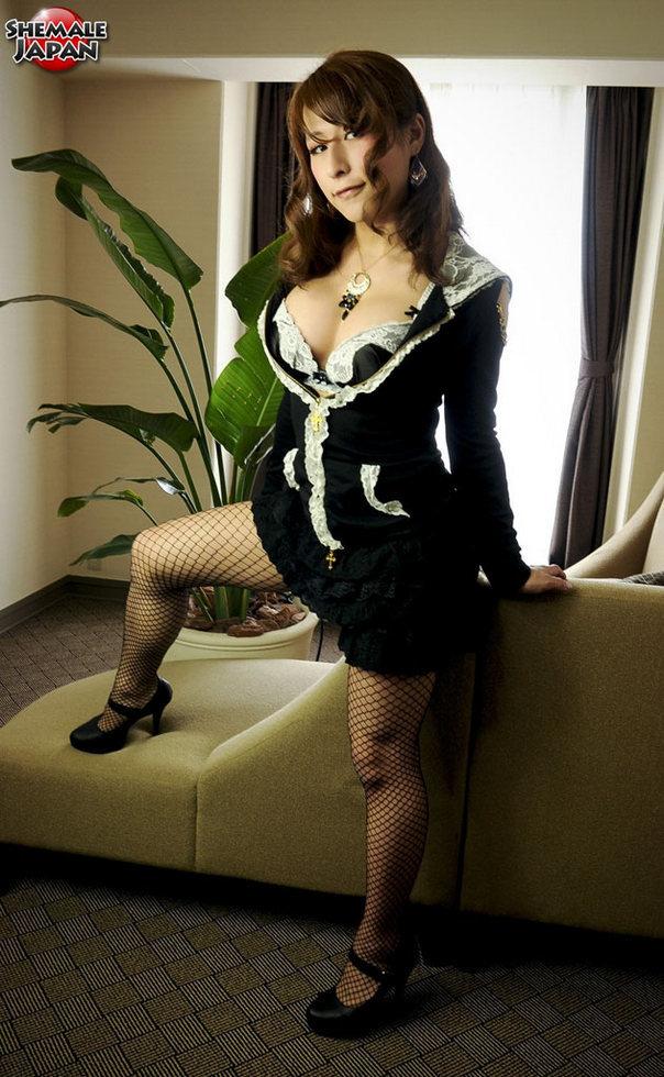 Japanese Tgirl Asuka